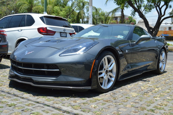 Chevrolet Corvette 2017 Stingray Z51 Gris
