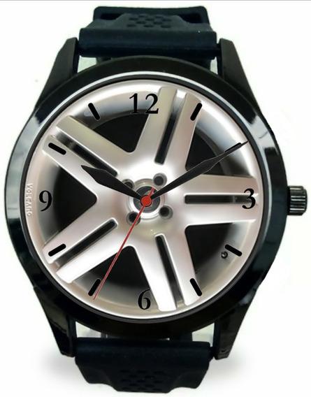 Relógio Masculino Esportivo Barato Imagem Roda Long Beach
