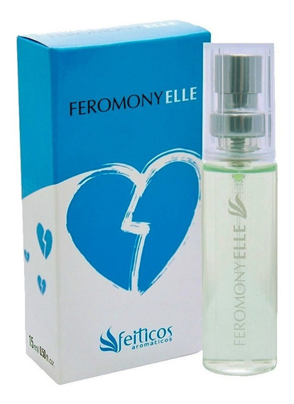 Perfume Masculino Feromony 15ml Afrodisíaco
