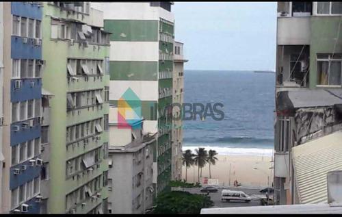 Imagem 1 de 15 de Apartamento Em Copacabana  De 3 Quartos, Suíte, Dependencia Completa, 120 Metros!! - Ap4860