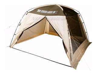 Carpa Comedor Camping Waterdog Screen House Estructural