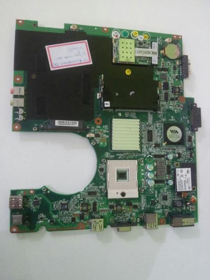 Placa Mãe Pwa-8615/m Bd Microboard 8615