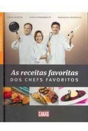 As Receitas Favoritas Dos Chefs Favoritos