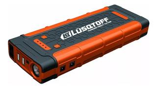 Cargador Arrancador Bateria Jumpstarter 15000 Mha Lusqtoff