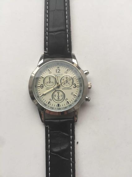 Relógio De Pulso Yazole. Modelo 271. Mostradores Decorativos