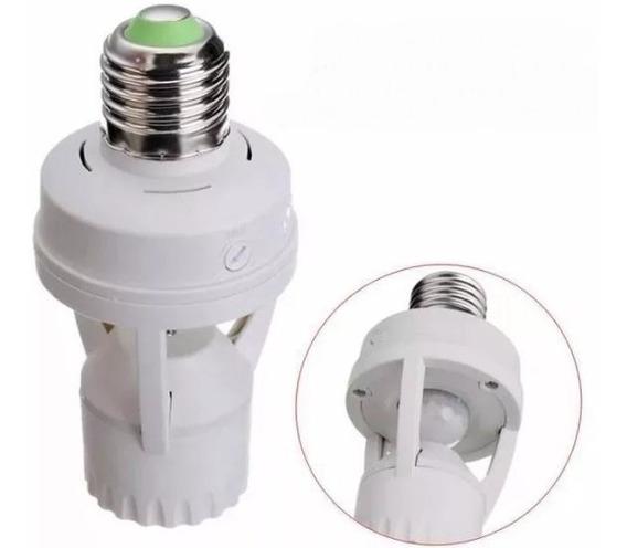 Sensor De Presença Ultra Bocal E27