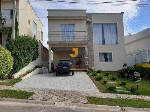 Casa Com 3 Quartos À Venda, 223 M² Por R$ 910.000 - Condomínio Terras De Atibaia I - Atibaia/sp - Ca11263