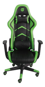 Cadeira Gamer Dazz Prime Green 62-471-9 Lançamento