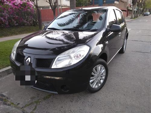 Imagen 1 de 15 de Renault Sandero 2010 1.6 Pack