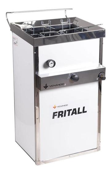 Fritadeira industrial Venâncio FAOAP30 prata