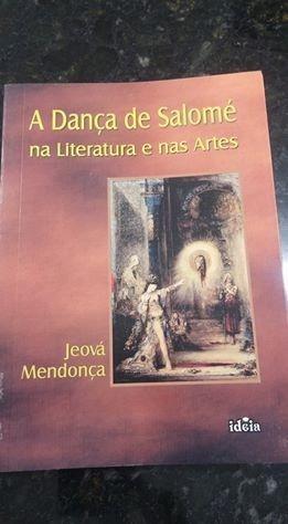 Livro A Dança De Salomé Na Literatura E Nas Artes
