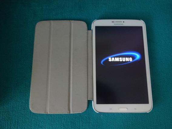 Tablet Samsung Tab 3 - Tela 8, 16gb. Sm-t310 - Completo