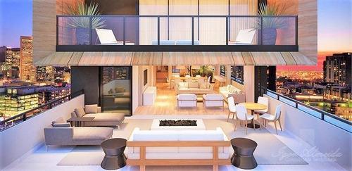 Imagem 1 de 7 de Cobertura Com 4 Dormitórios À Venda, 350 M² Por R$ 9.800.000,00 - Jardim Paulista - São Paulo/sp - Co1120