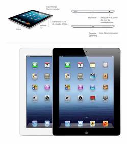 iPad 4 Black