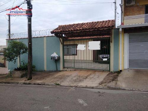 Imagem 1 de 17 de Casa Com 3 Dormitórios À Venda, 158 M² Por R$ 440.000,00 - Jardim Imperial - Atibaia/sp - Ca1673