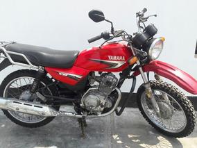 Yamaha Yb125 2012