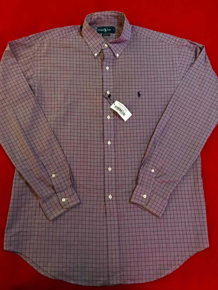 Camisa Polo Ralph Lauren Original Talla Xl Nueva/lacoste