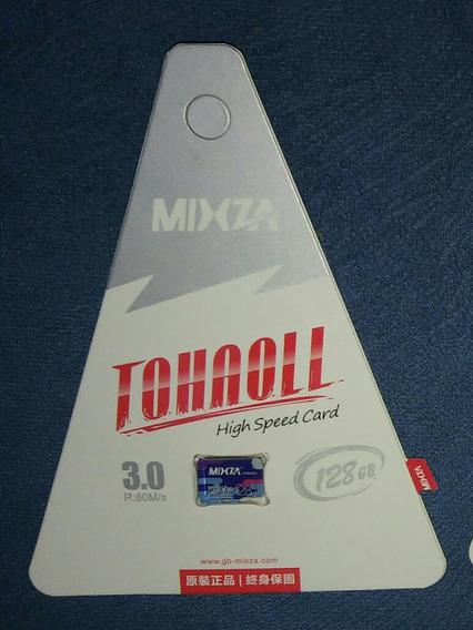 Cartão Microsd Mixza 128gb Recalbox Instalado Para Pi3