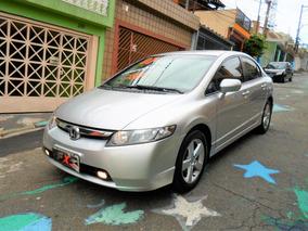 Honda Civic 1.8 Lxs - Impecável !!!