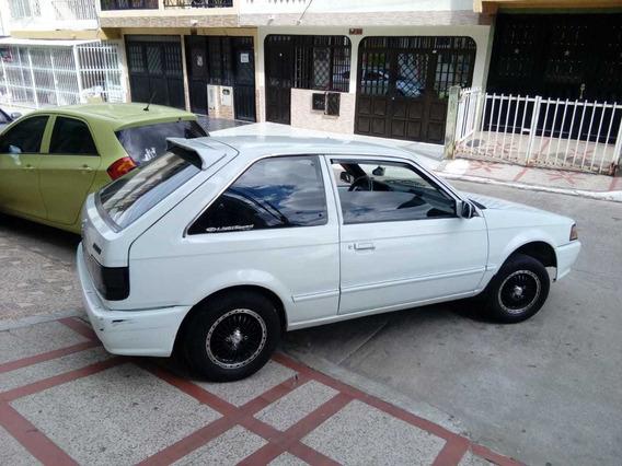 Mazda Coupe 323 1992