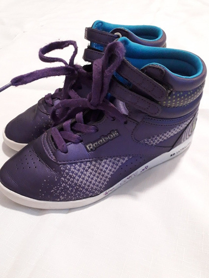 Zapatillas Botitas Reebok Freestyle Hi 32