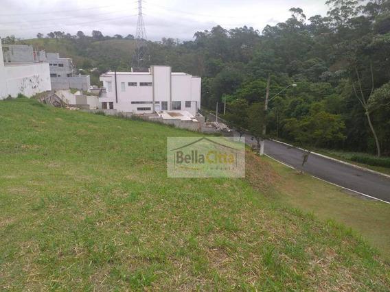 Terreno À Venda, 560 M² Por R$ 390.000 - Condomínio Mosaico Da Serra - Mogi Das Cruzes/sp - Te0444