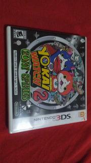 Yokai Watch 2 Bony Spirits Nintendo 3ds