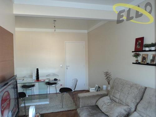 Apartamento Com 2 Dormitórios À Venda, 55 M² Por R$ 229.000,00 - Jardim Central - Cotia/sp - Ap0042