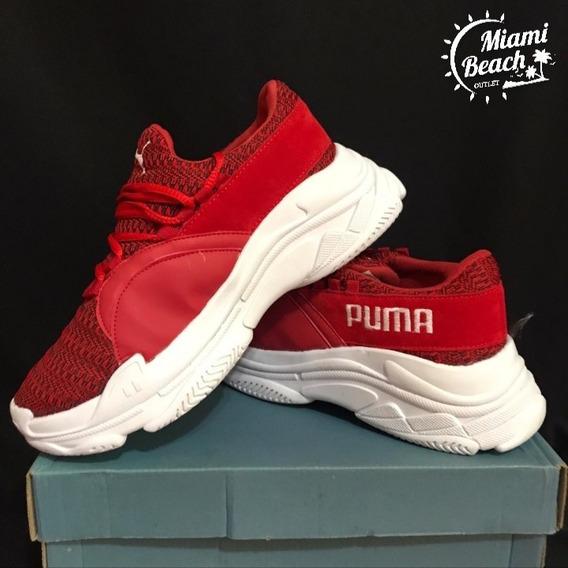 Tenis Puma Reinvention Vermelho
