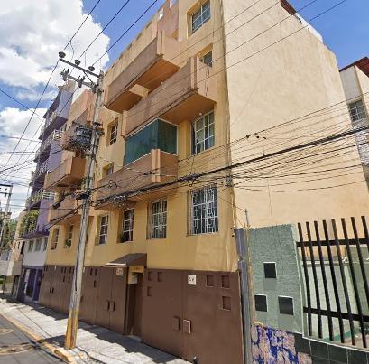 Imagen 1 de 5 de Oportunidad Bonito Departamento Benito Juarez Albert *ogb*