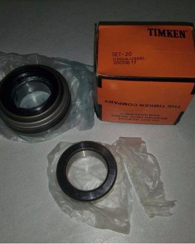 Rolinera Timken Set 20 Con Reten Bronco F150 F100