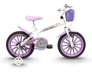 Bicicleta Infantil Aro16 Track Bikes