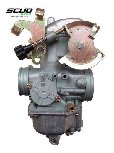 Carburador Scud Cbx 200 - Nx 200 - Xr 200 Modelo Original