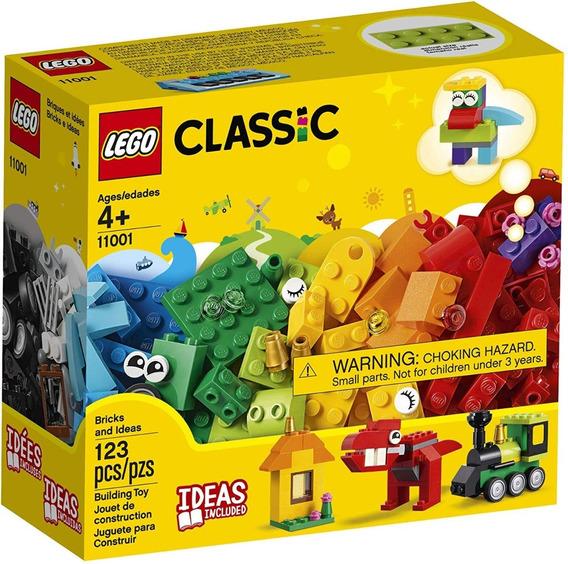 Lego 11001 Clasico Bricks And Ideas - Kit De Construcción