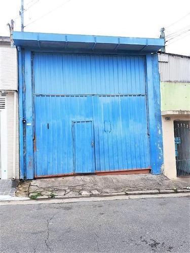 Galpão À Venda, 180 M² Por R$ 400.000 - Ga0352