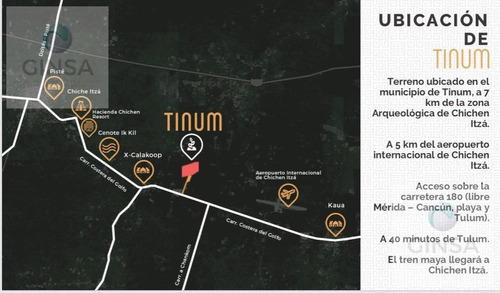 Terreno - Pueblo Tinum