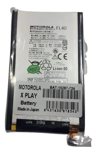 Batería Pila Motorola Moto X Play