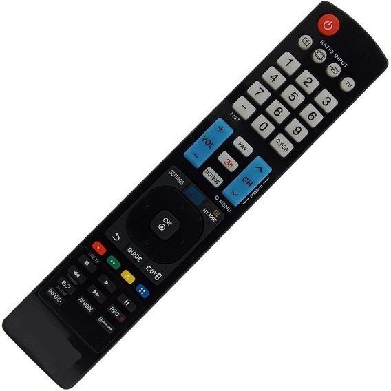 Controle Remoto Sky 7485 Tv LG Akb73756504 Smart Novo