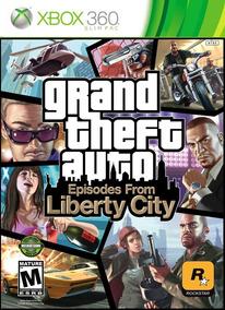 Gta - Grand Theft Auto Liberty City Xbox 360 Para Ltu