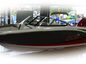 Lancha Canestrari 208 Fb Con Motor Envinrude E-tec G2 150hp