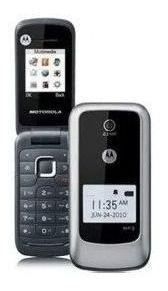 Celular Motorola De Flip Wx345 C/ Câmera Mp3 Desbloqueado