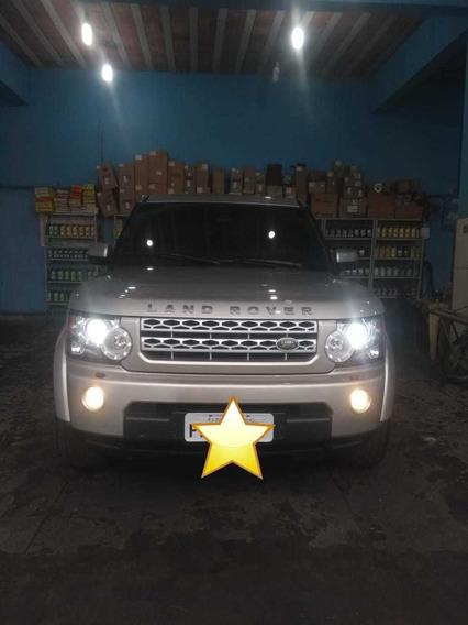 Discovery 4 Tdv6 3.0 Se - Blindado - Diesel - 2011