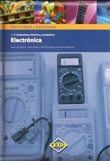 Electronica - Duran Jose