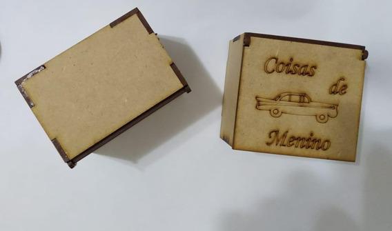 Caixinha De Lembrancinhas Kit Com 10