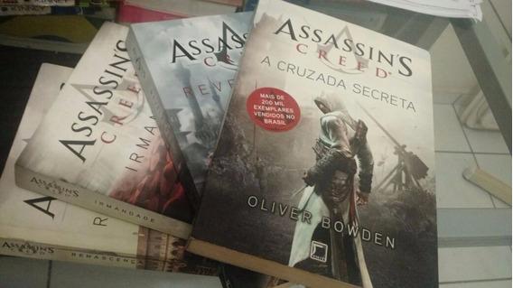 4 Livros Assassin