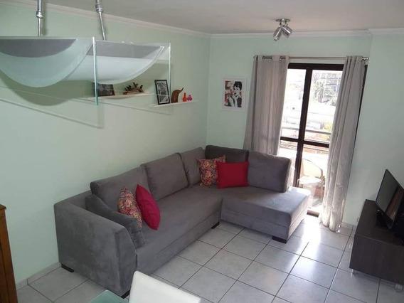 Apartamento Em Vila Pirituba, São Paulo/sp De 62m² 2 Quartos À Venda Por R$ 349.900,00 - Ap459775
