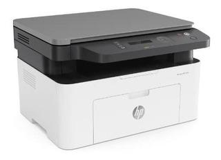 Impresora Hp Laserjet Mono Mfp M135w - Wifi Usb A4 Oficio