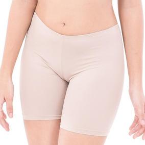 Shorts Feminino Segunda Pele Atacado Microfibra Kit 5 Peças
