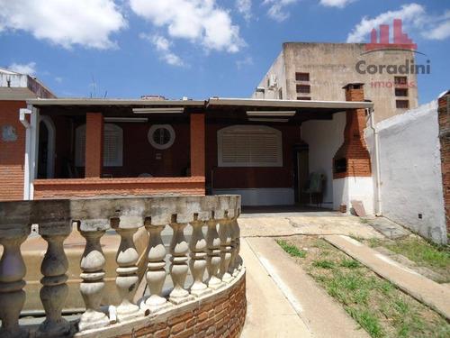 Imagem 1 de 13 de Casa Com 3 Dormitórios À Venda, 220 M² Por R$ 320.000,00 - Vila Mariana - Americana/sp - Ca1609