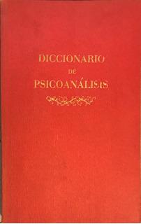 Laplanche & Pontalis : Diccionario De Psicoanálisis - 1971